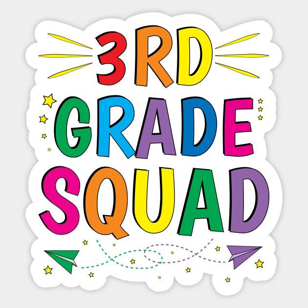 Third Grade / 3rd Grade